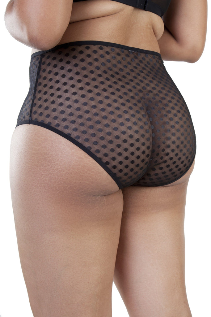 Gabi Fresh Lena Dotty Mesh HW Brief