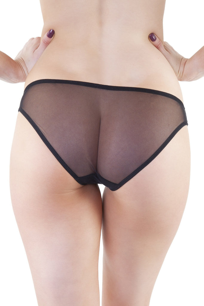 Miranda Black/Ivory Brief