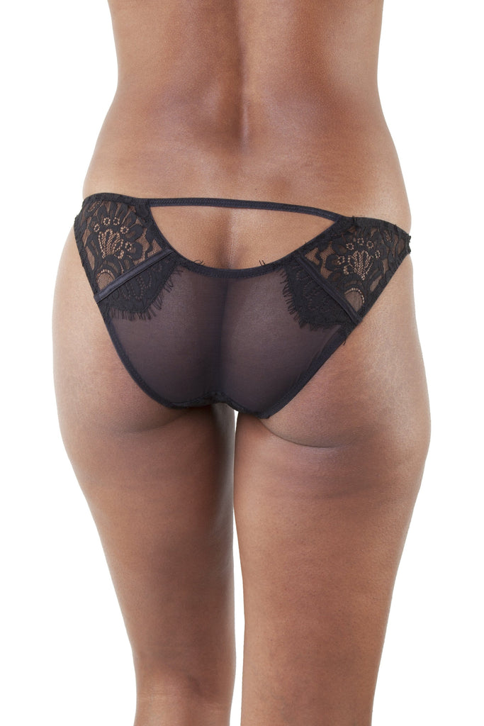 Sandrine Lemonade/Black Brief