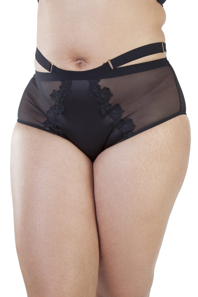 Gabi Fresh Blythe Applique HW Brief