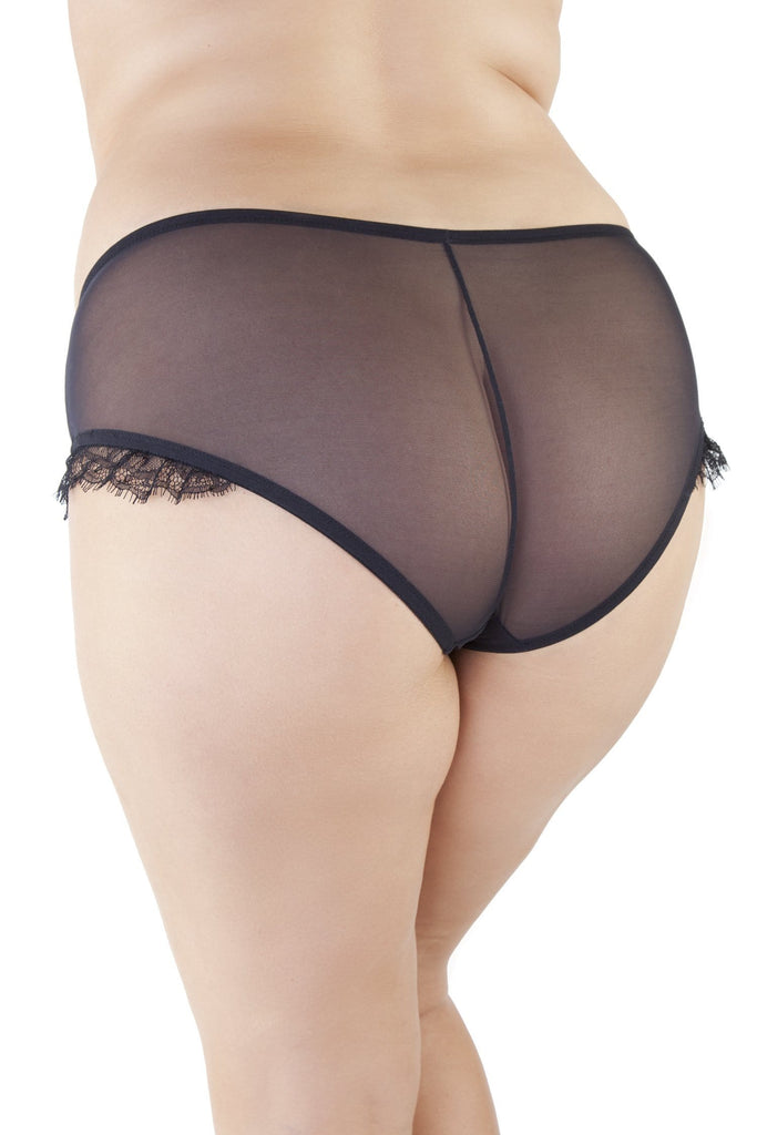 Isadora Black Brief Curve