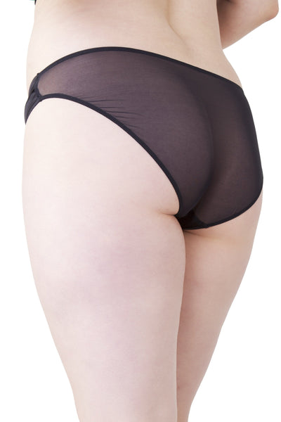 Lotus Noir Brief Curve