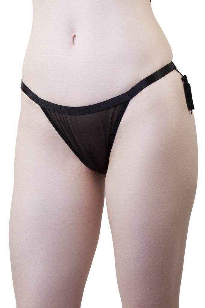 Peek & Beau Nadia Tassle Brief