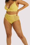 Gabi Fresh Bella Lemon High Waist Brief