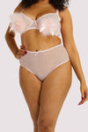 Gabi Fresh Marina Pink High Waisted Brief