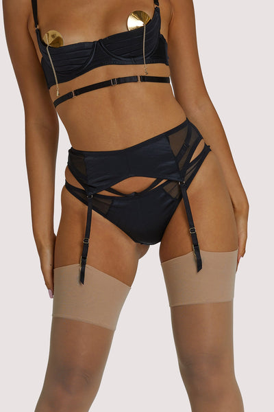 Playful Promises Sacha Multistitch Suspender