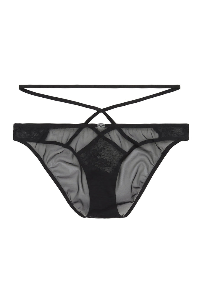 Wolf & Whistle Assa lace cut out brief