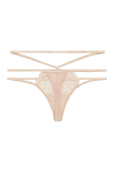 Wolf & Whistle Belle Lace thong