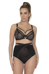 Scantilly Unzipped High Waist Brief