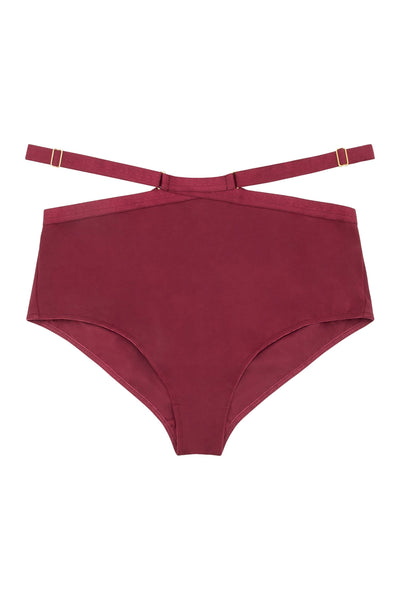 Gabi Fresh On The Rocks Wine Strappy HW Brief