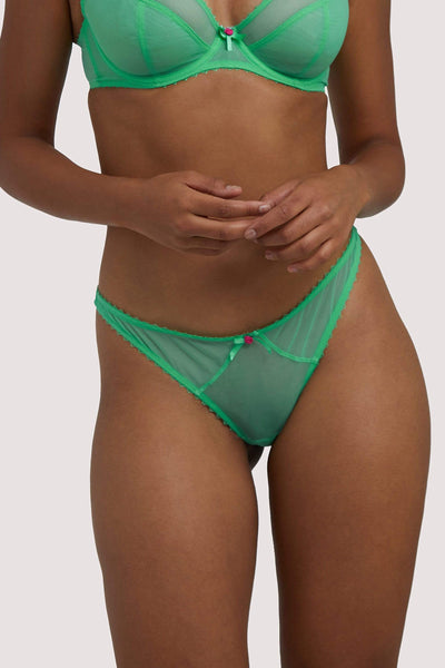 Deja Day Grace Mint Brief
