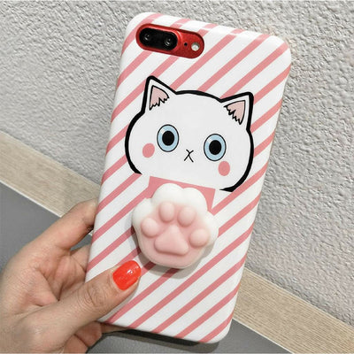 coque iphone 7 plus anti stress