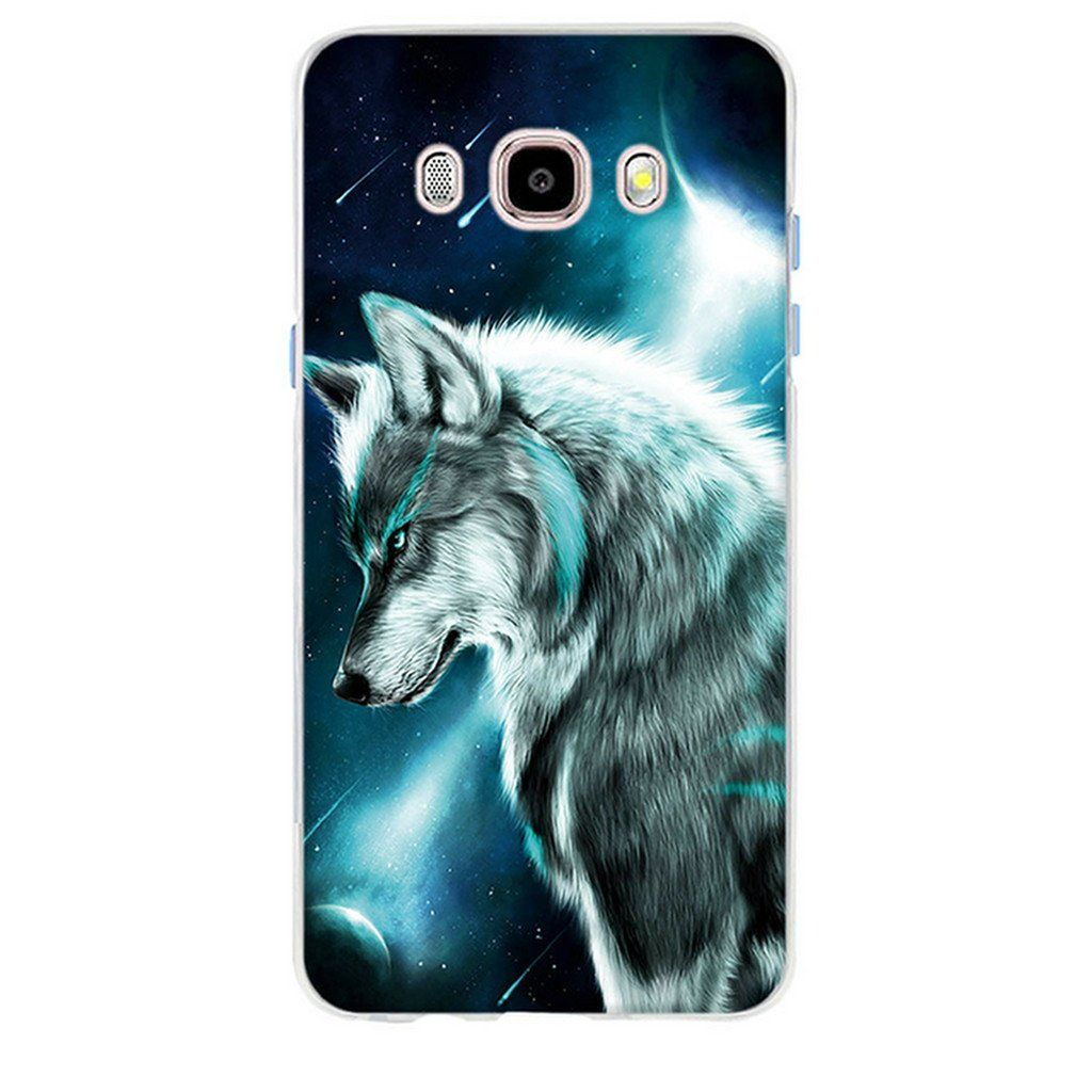 coque galaxy s7 loup