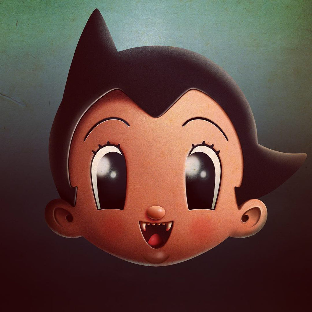 Astro Boy. Limited edition.