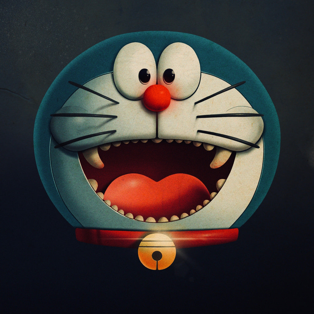 Doraemon. Limited edition.
