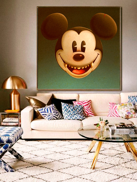 Mickey. Limited edition.