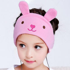 Noo-Noo headband headphones are extra comfortable kids' headsets, made of plush and ideal to protect your kids ears from loud noise.