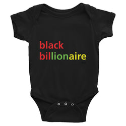 Black Billionaire - Infant Bodysuit