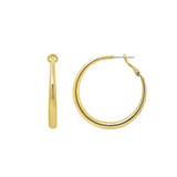 GLOW SOCIETY Atelier Disks Collection - Hoop Earrings - GEMOUR