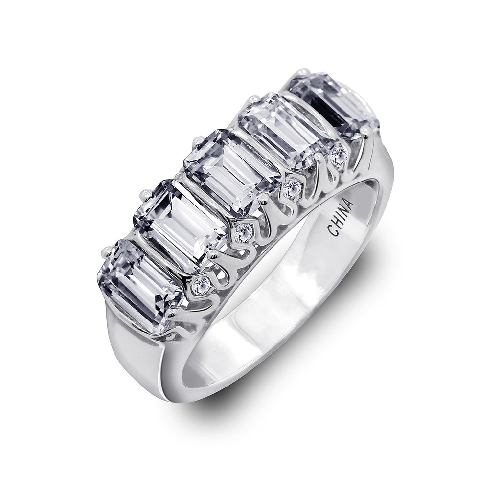 cluster white diamonds gold durban stone back select ring diamond engagement to five collection platinum cape rings