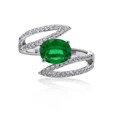 Kiera New York Clover Ring