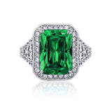 Kiera Couture SIMULATED COLOR GEMSTONE RING - GEMOUR
