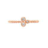 Kiera New York Clover Ring - GEMOUR
