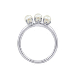 Kiera New York Pearl Trilogy Ring - GEMOUR