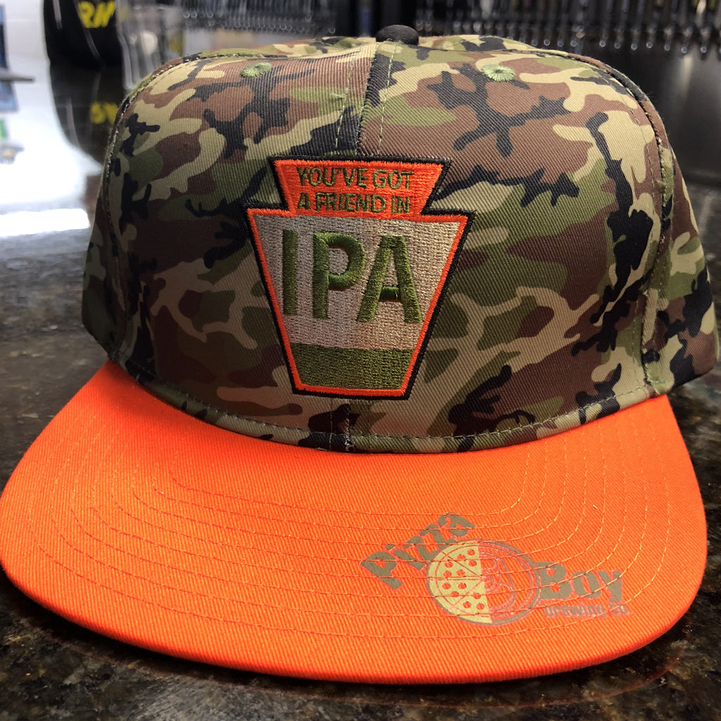 You've Got a Friend in IPA - Camp Cap