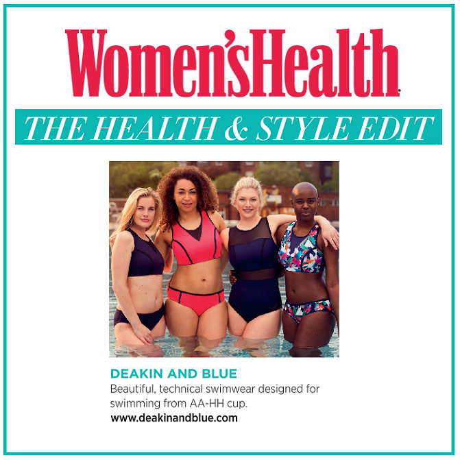 WOMEN'S HEALTH (JUNE-JULY 2017)