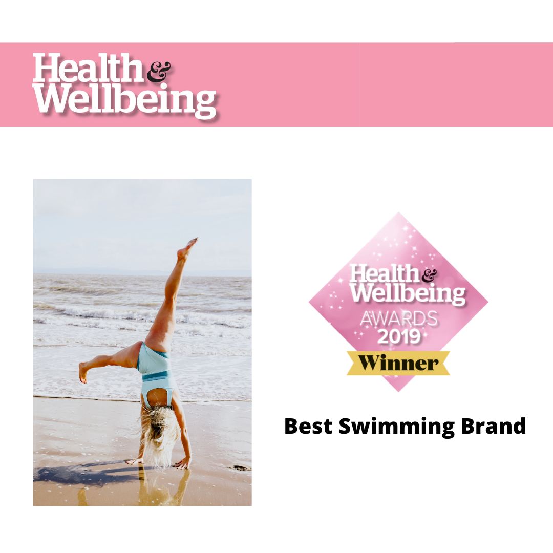 Health & Wellbeing Magazine Awards (November 2019)
