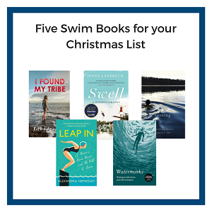 ESCAPE: Five Swim Books for your Christmas List