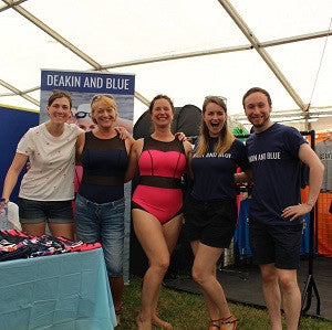 BEHIND THE SCENES: The Henley Mile & Outdoor Swimmer Show