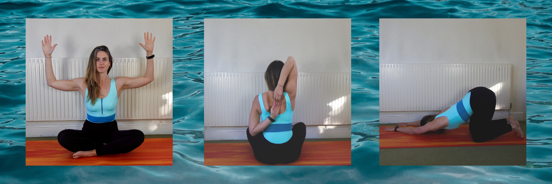 5 Yoga Poses For Swimmers