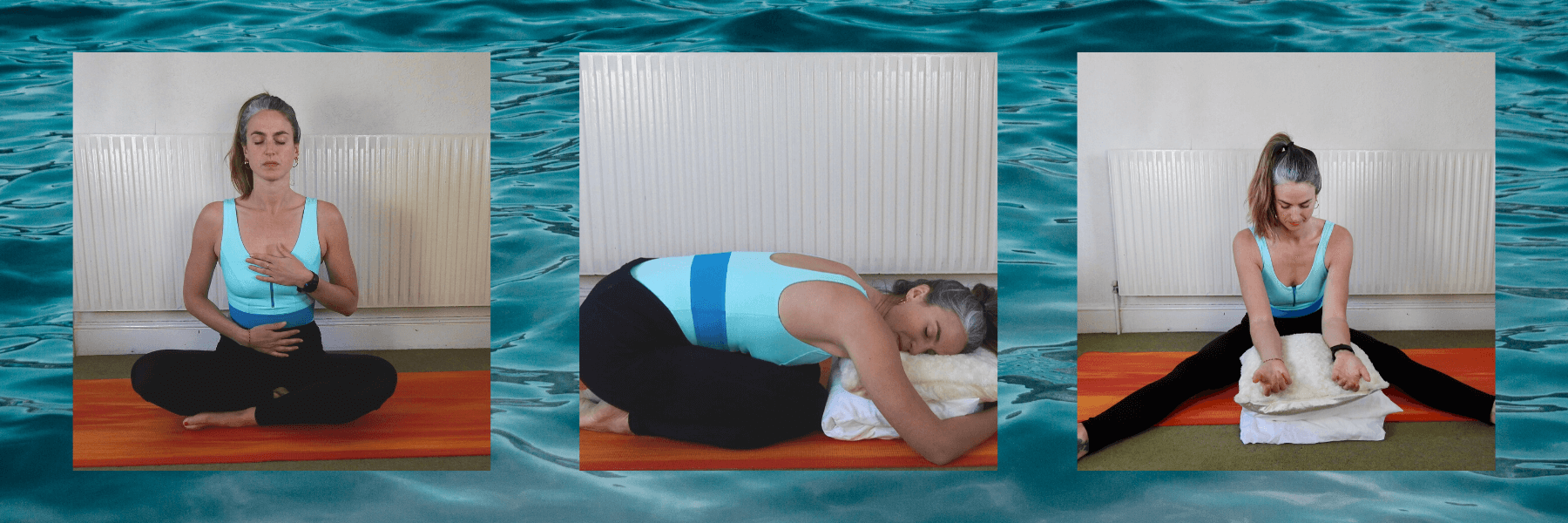 Yoga & Breathing For Anxiety
