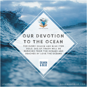 #LOVETHEOCEANS June 2018: Our Devotion to the Oceans