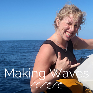 MAKING WAVES: Scuba Diving, Surfing & Paddleboarding with Francesca