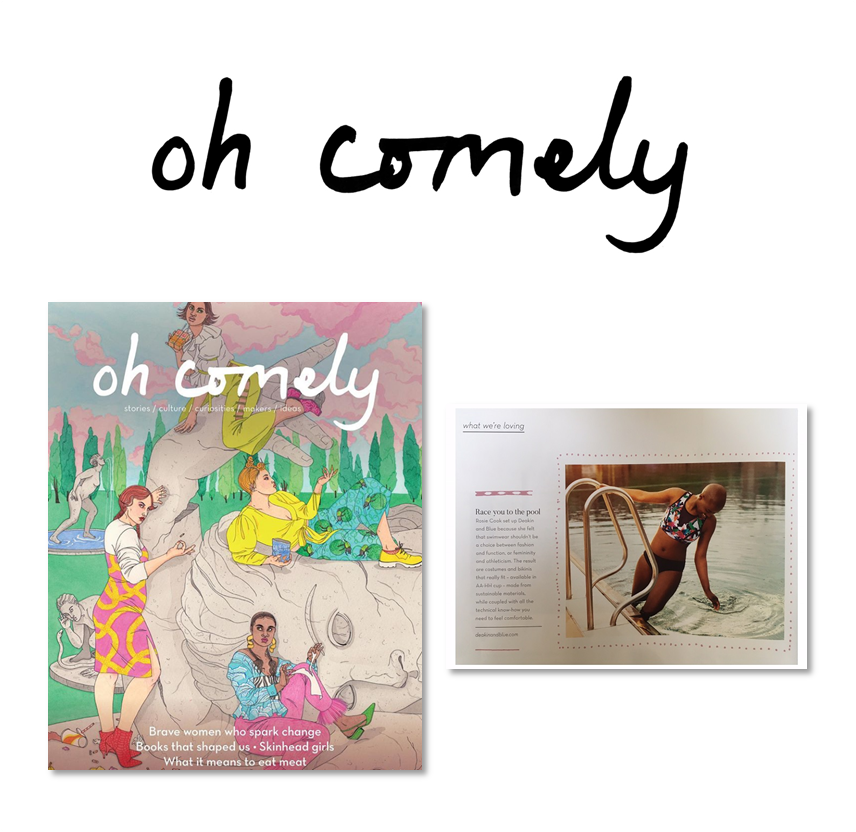 OH COMELY (APRIL 2018)