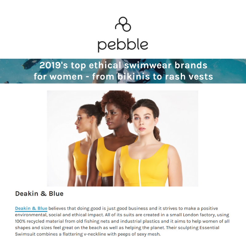 Pebble Magazine (May 2019)