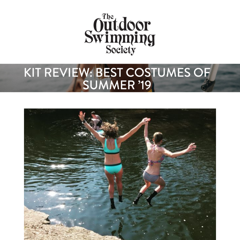 Outdoor Swimming Society (May 2019)