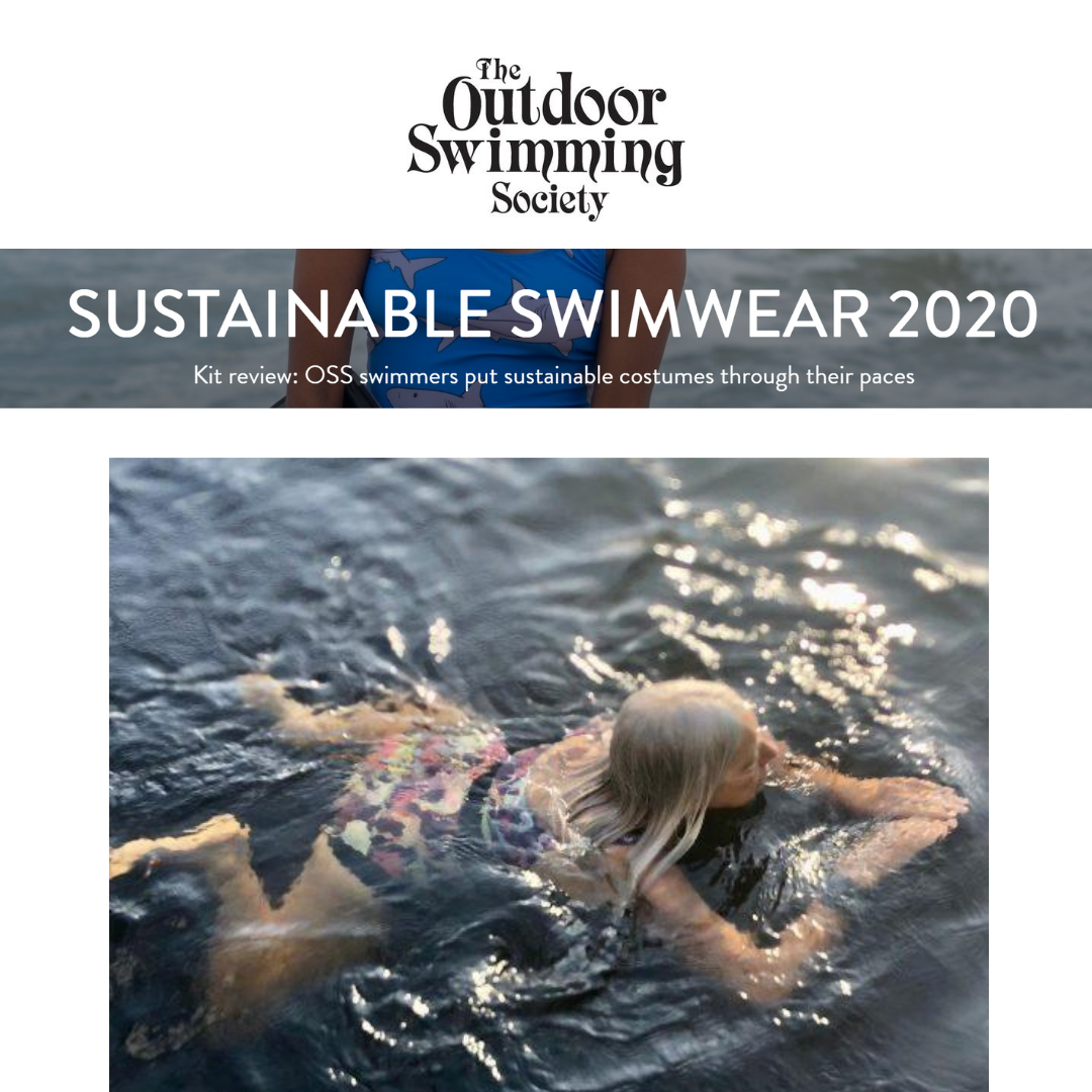 Outdoor Swimming Society (July 2020)