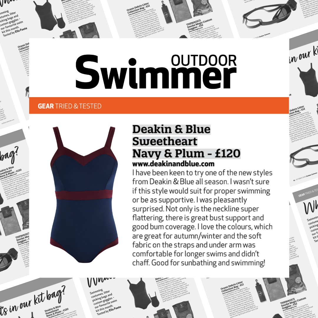Outdoor Swimmer (October 2020)
