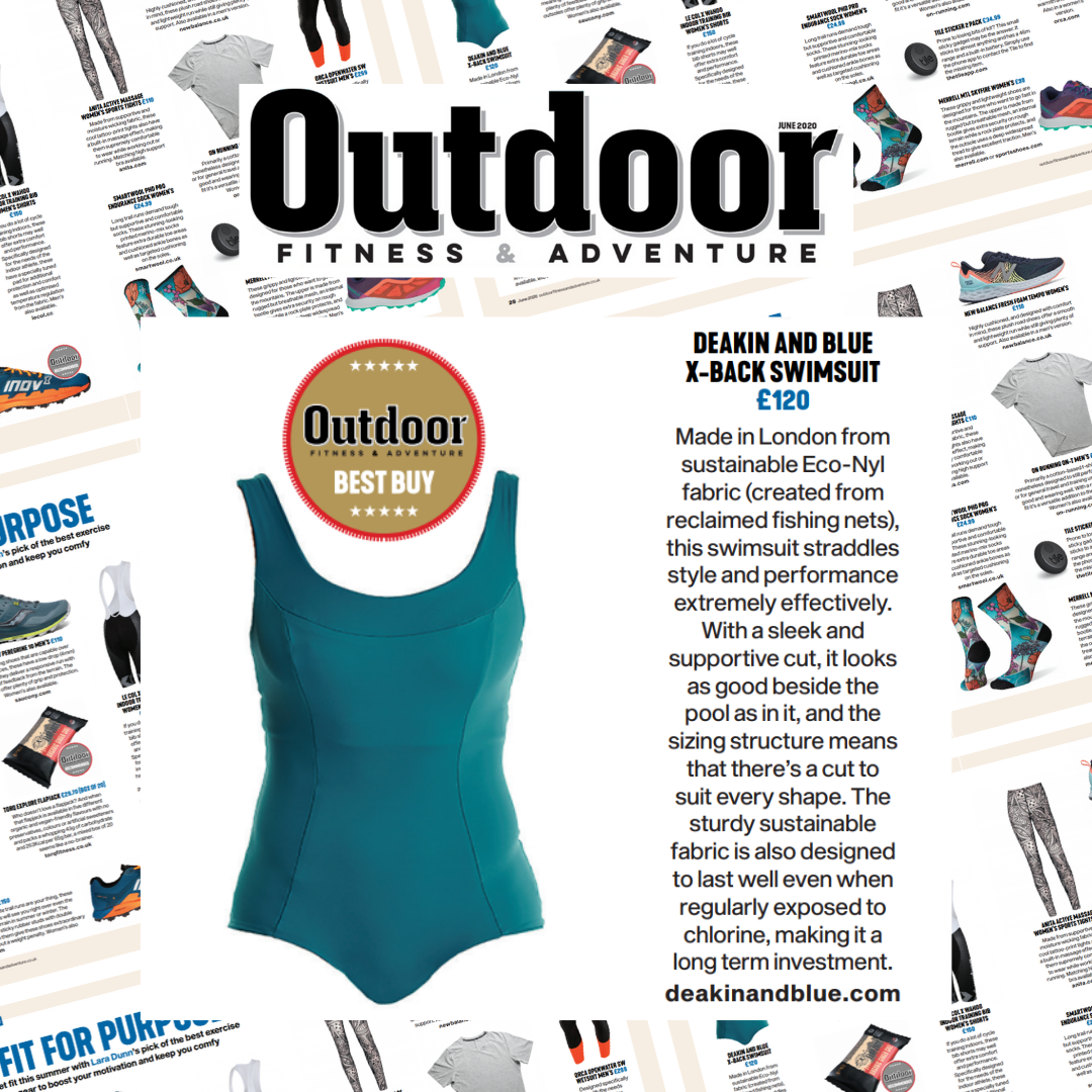 Outdoor Fitness (April 2020)