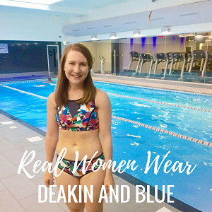 Deakin and Blue Fitness Swimwear Real Women Rhona