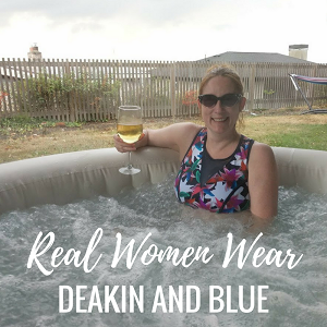 REAL WOMEN WEAR DEAKIN AND BLUE: Sarah