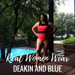 REAL WOMEN WEAR DEAKIN AND BLUE: Journelle