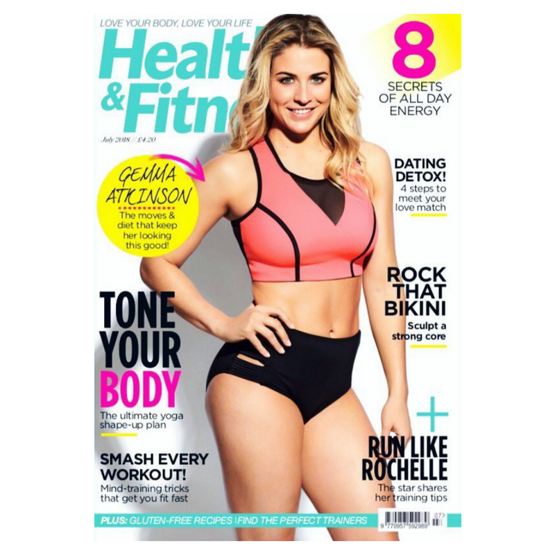 HEALTH & FITNESS MAGAZINE (MAY 2018)