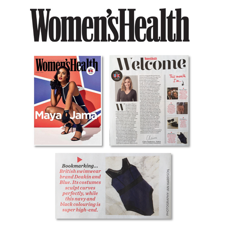 WOMEN'S HEALTH (APRIL 2018)