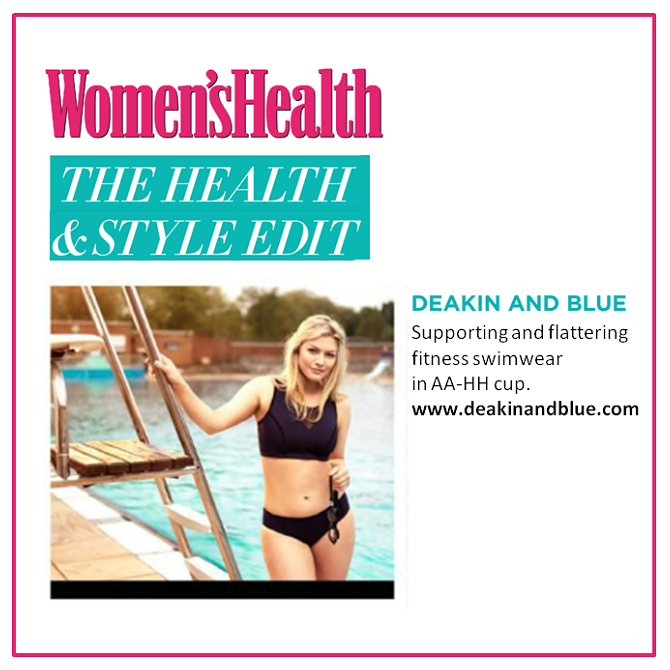 WOMEN'S HEALTH (JULY-AUG 2017)