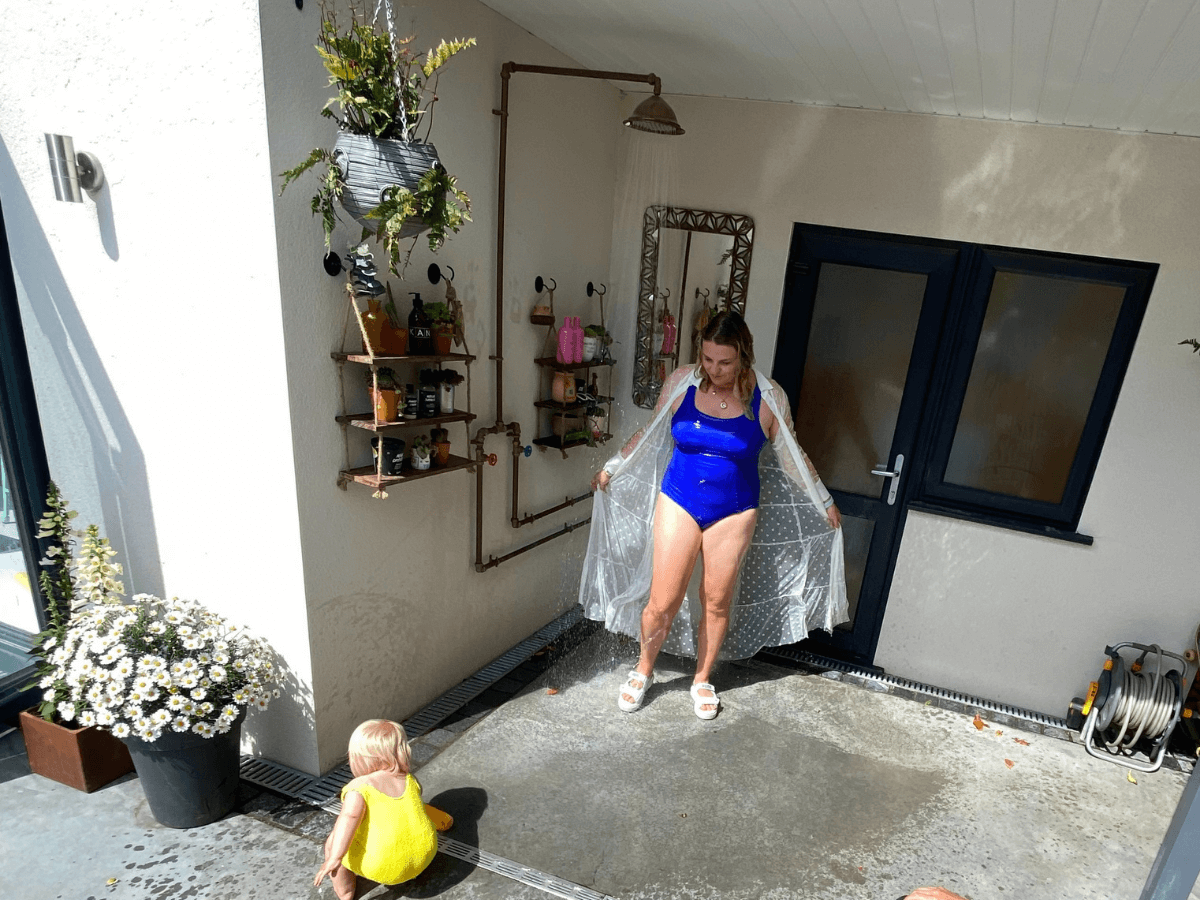 Deakin and Blue - Body Stories - Emma - The Playful Den - Play - Mental Health - Body Image - Wild Swimming - Body Confidence - Sustainable Swimwear
